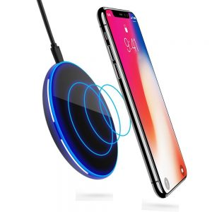 Chargeur Sans Fil (Charge rapide) iPhone X